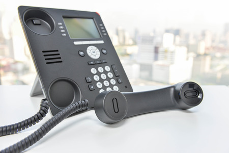 ip: IP Phone - the technology of office phone