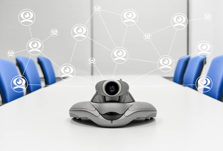 ip cam: Video Conference Connecting to another device