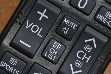 Macro of remote button volume and channel