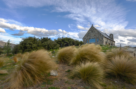 Church of the Good Shepherd in New Zealand