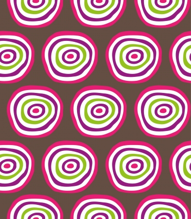 Abstract sweet pattern Vector