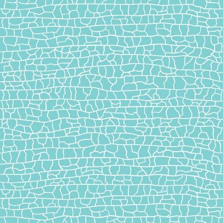 craquelure: Motif craquel� transparent bleu Illustration