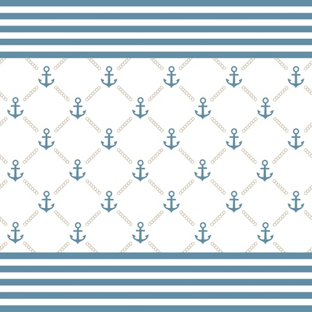 anchor background Illustration