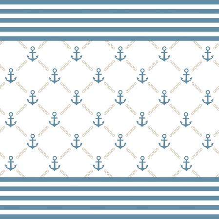 ancre marine: fond d'ancrage