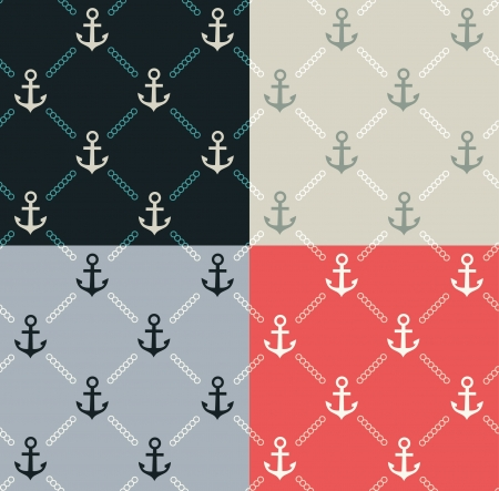 Set of anchor patterns Vector