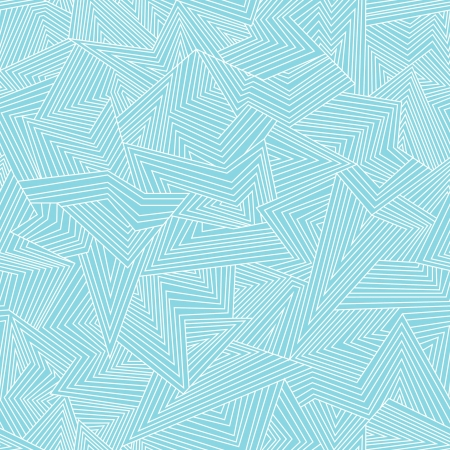 Seamless abstract pattern. Broken lines.  Vector