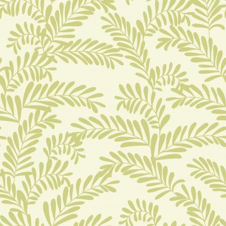 Schöne nahtlose Muster mit Olivenzweigen