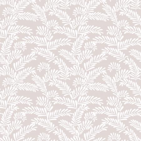 Beautiful seamless pattern with leaves  illustration illustration