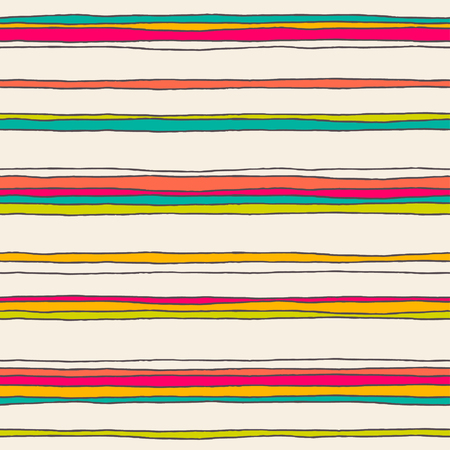 colour pencil: Seamless abstract color pattern