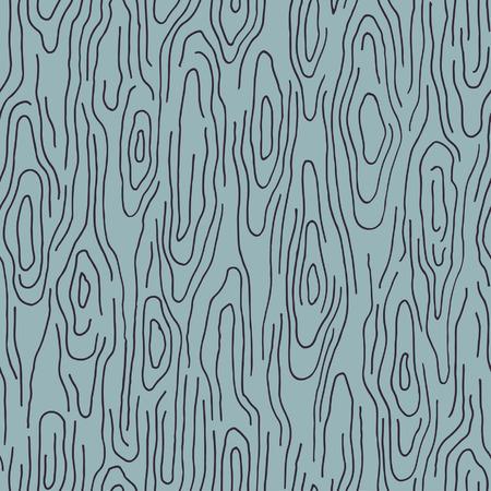 Dibujado a mano sin fisuras textura de madera