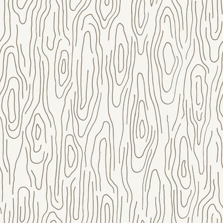 Senza soluzione di continuità disegnato a mano struttura di legno