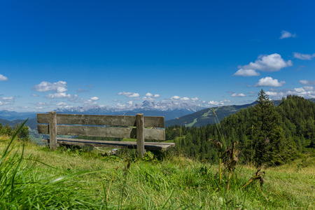 far sighted: view over austria