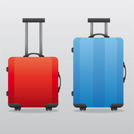 Bagage voor de reis