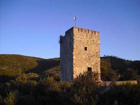 Saracen watchtower