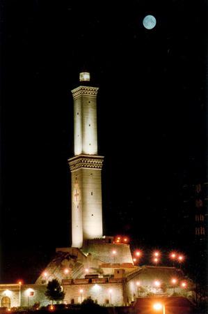 Genova, la lanterna