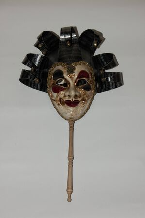mask for carnival party