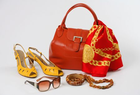 women accessories photo