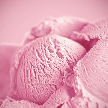 pink ice cream Stock Photo - 5593452