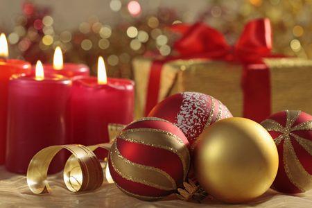 christmas balls Stock Photo - 5679178