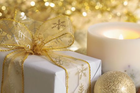 christmas gift Stock Photo - 5763269