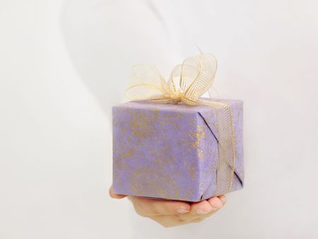 gift box Stock Photo - 5783269