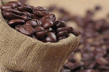 coffee beans Stock Photo - 5833383