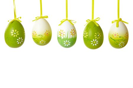 easter eggs Stock Photo - 6685617