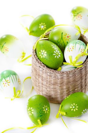 easter eggs Stock Photo - 6685625