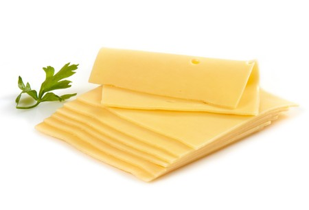cheese slices: cheese