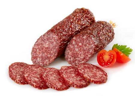 gastronome: sausage salami