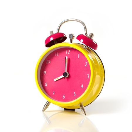 old style alarm clock Stock Photo - 8264264