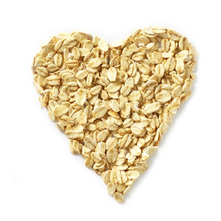 oat: heart shape
