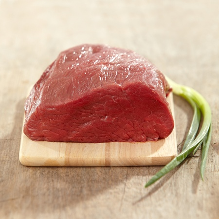 fresh raw meat Stock Photo - 9059503