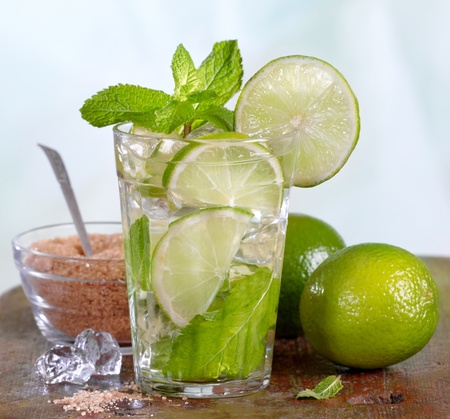 mojito cocktail Stock Photo - 9677208