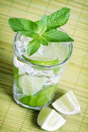 Mojito cocktail Stock Photo - 9677213