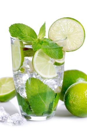 Mojito cocktail Stock Photo - 9677210