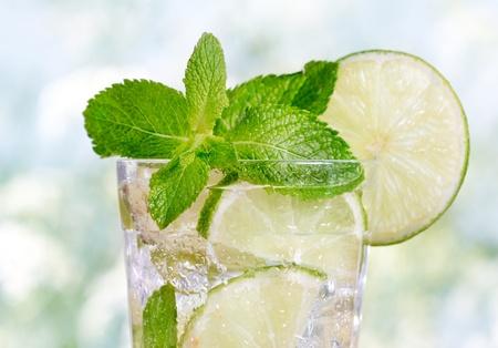 Mojito cocktail Stock Photo - 9677211