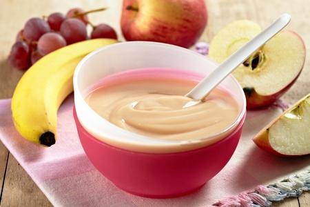 cuchara: Los alimentos para bebés
