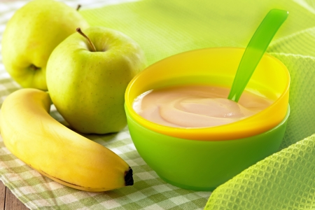 baby food Stock Photo - 11141022