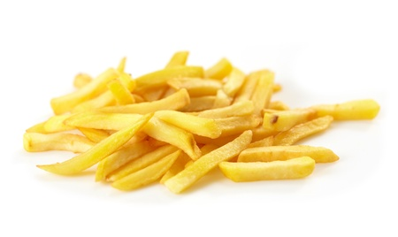 fried potatoes Stock Photo - 13250190