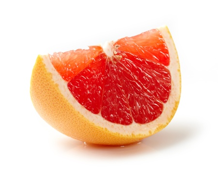 grapefruit slice photo