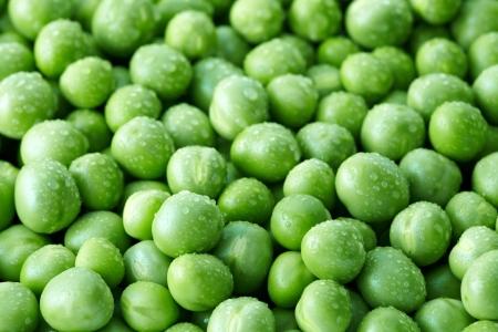 green pea: green peas background