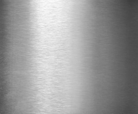steel sheet: metallic background Stock Photo