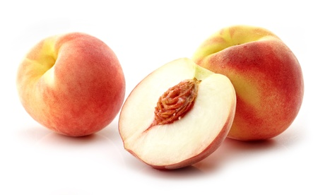 nectarine: fresh peaches