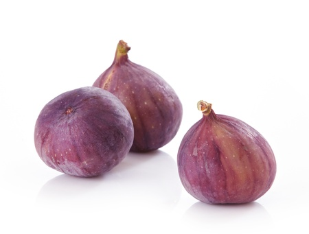 fresh ripe figs photo