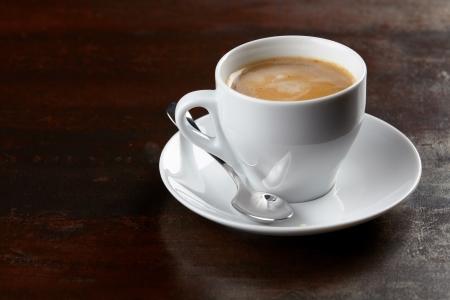 mug of coffee: coffee cup Stock Photo