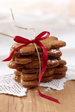 freshly baked cookies photo