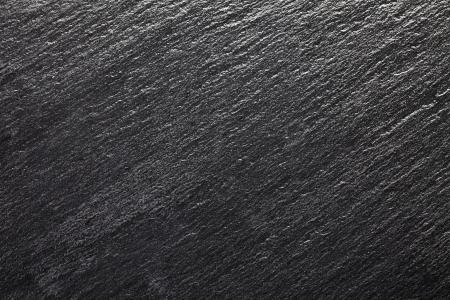slate texture: black slate background or texture Stock Photo