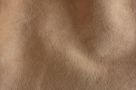 Fragment of Natural Leather background Stock Photo