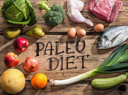 to the diet: Raw healthy dieting products for Paleo diet